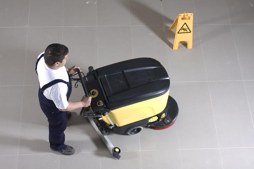 Servicios de limpieza - SIMSA